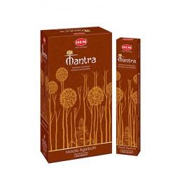 Благовоние на пыльцевой основе Мантра, Mantra Hem, с Божественным ароматом!