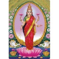 Магнит с изображением Шри Кришна