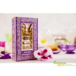 Ароматическое масло - Духи Фиалка, 10 мл, Песня Индии, Song of India, R.Expo, Violet, Natural Fragrant Oil
