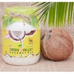 Кокосовое масло пищевое (получено методом холодного прессования) 150 грамм