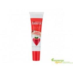 Бальзам для губ сладкая клубника, Bielenda Lip Balm Sweet Strawberry