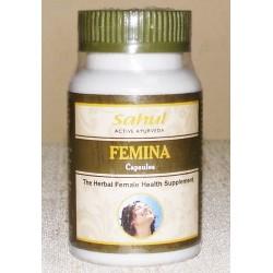 Фемина капсулы Femina capsules, Sahul 60 капсул