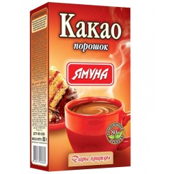 Какао порошок светлый, Ямуна, 80 грамм
