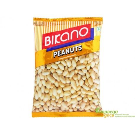 Закуска Арахис солёный классический, Peanut Salted Bikano 150г.