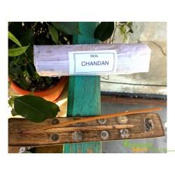 Благовоние весовое пыльцовое Настоящий Сандал, 250 г., Agarbatti Real Chandan Sandal Wood.