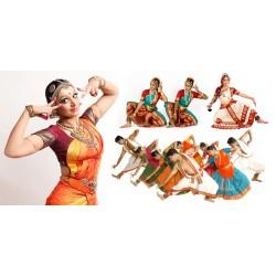 Костюмы для Индийских танцев, под заказ из Индии, Аюрведа в Украине!