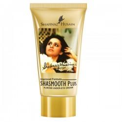 Миндальный крем для ухода за кожей вокруг глаз Шахназ Хусейн, Shahnaz Husain Shasmooth Plus Almond Under Eye Cream