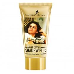 Очищающий крем для лица и тела с Куркумой Шахназ Хусейн, Shahnaz Husain Shadew Treatment, Аюрведа в Украине!
