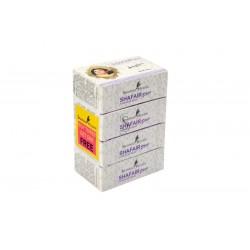 Аюрведическое мыло Шахназ Хусейн 4 шт по 100 грамм, Shahnaz Husain Shafair Soap, Аюрведа в Украине!