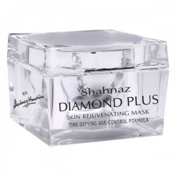 Бриллиантовая маска для лица Шахназ Хусейн, Shahnaz Diamond Face Mask