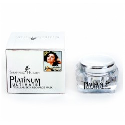 Платиновая маска Шахназ Хусейн, Shahnaz Husain Platinum Ultimate Cellular Skin Recharge, Аюрведа в Украине!