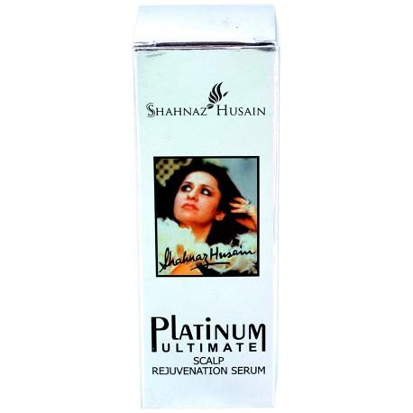 Лечебный серум для волос с Платиной Шахназ Хусейн, Shahnaz Husain Platinum Hair Serum, Аюрведа в Украине!