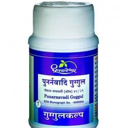 Пунарнава Гуггул Дхутапапешвар, Punarnavadi Guggul Dhootapapeshwar, при дисбалансах, связанных с отеками и болями!