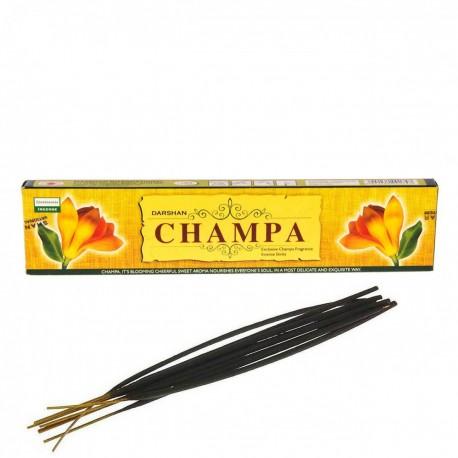 Благовоние Чампа, SOHAM CHAMPA DHOOP STICKS, 25грамм