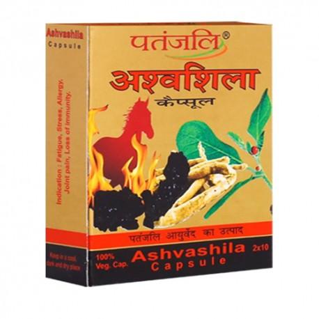 Ашваганда экстракт, Ашвагандха, Патанджали, Divya Patanjali Ashwagandha Capsules, избавит от переутомления, вернёт Вам силы.