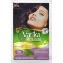 Краска для волос Шатен Dabur VATIKA Naturals на основе натуральной Хны, Аюрведа