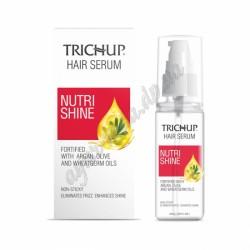 Сыворотка серум для волос Тричуп Trichup Nutri Shine serum, Аюрведа