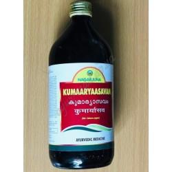 Кумари асава Дабур, для женского здоровья, Kumaryasava Dabur 450 ml