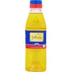 Кунжутна олія Til Sona, 1,00 л. Масло Кунжутное, з найкращого кунжуту подвійної фільтрації, Аюрведа