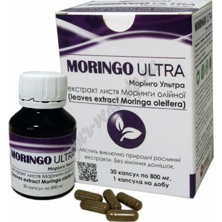 Морінга Органік Індія, Шігру, 100 г., Moringa Organic India, допомогає зміцненню організму, Moringa Oleifera, Моринга Органик