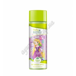 Детский шампунь Принцесса Диснея Двойное Яблоко Биотик 190 мл, Biotique Disney Princess Apple Blossom Shampoo, Аюрведа Украина!