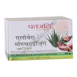 Крем Алоэ Вера, Патанджали, Aloe Vera Moisturizing Cream, Patanjali Ayurved Ltd