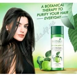 Био Зеленое Яблоко шампунь и кондиционер Bio Green Apple Fresh Daily Purifying Shampoo Conditioner