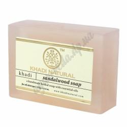Мыло Кхади Сандалвуд, Khadi Herbal Sandalwood Soap