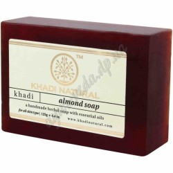Мыло Кхади Миндаль, Khadi Herbal Almond Soap