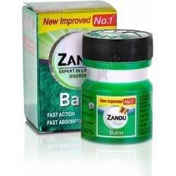 Бальзам Занду от болей в спине, мышцах и головных болей, Balm Zandu, 8грамм