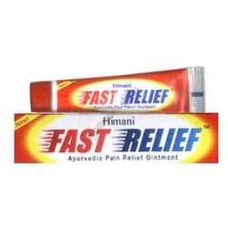 Химани ФАСТ РЕЛИФ 15 г. супер обезболивающая мазь, Fast Relief, Emami Limited