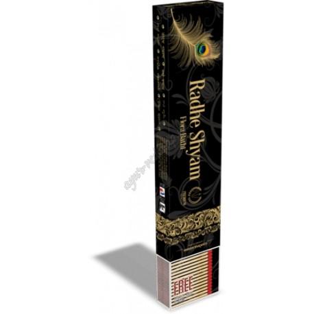 Благовоние пыльцовое Radhe Shyam Flora Bathi, 100г., Asoka, эксклюзивный аромат изысканного сандала, Аюрведа,