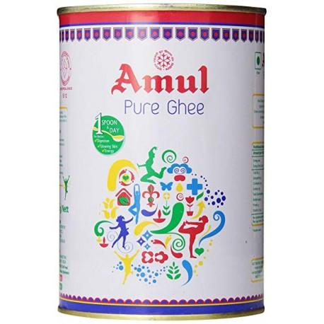 Масло Гхи Amul Премиум 1 л.. Desi Ghee Paras Premium, Ведический продукт питания для Долголетия и Здоровья!